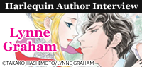 Harlequin Author Interview: Lynne Graham