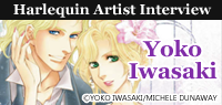 Harlequin Artist Interview: Yoko Iwasaki