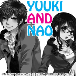 Yuuki and Nao feature page label