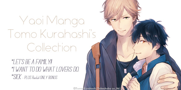 Tomo Kurahashi Yaoi Selection