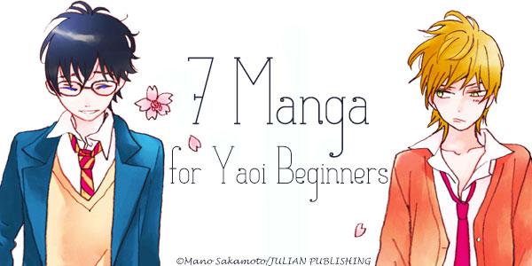 7 Manga for Yaoi Beginner