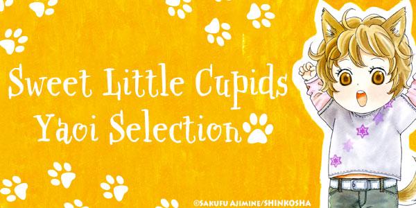 Sweet Little Cupids Yaoi Selection