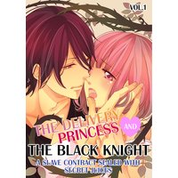 THE DELIVERY PRINCESS AND THE BLACK KNIGHT -A SLAVE CONTRACT SEALED WITH SECRET JUICES-