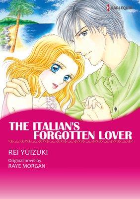 THE ITALIAN'S FORGOTTEN LOVER