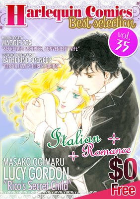 Harlequin Comics Best Selection Vol. 35