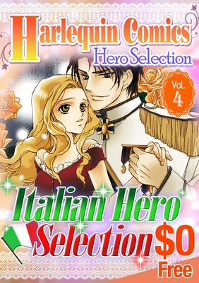 Harlequin Comics Hero Selection Vol. 4