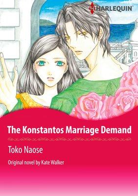 THE KONSTANTOS MARRIAGE DEMAND