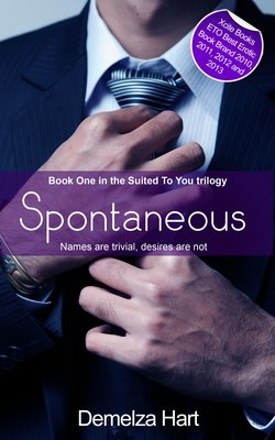 Spontaneous - Book One of the Suited To You Trilogy
