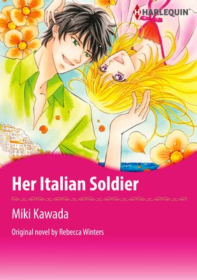 HER ITALIAN SOLDIER cover