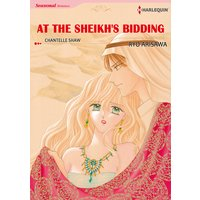 AT THE SHEIKH'S BIDDING