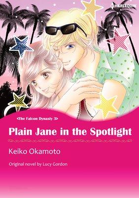 PLAIN JANE IN THE SPOTLIGHT The Falcon Dynasty 3