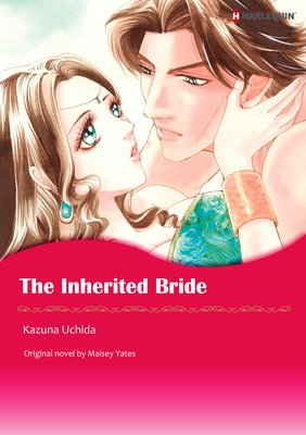 THE INHERITED BRIDE cover