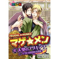 FEUDAL HUNKS -PEEPHOLE TO THE FORBIDDEN HAREM-