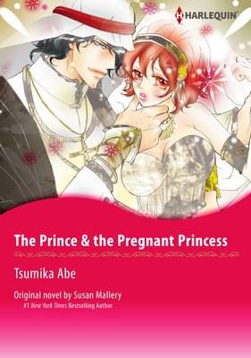THE PRINCE & THE PREGNANT PRINCESS Desert Rogues III cover